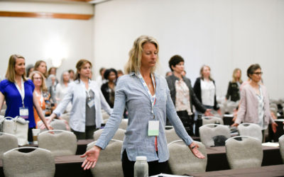 2019 NANP Conference & Expo Meditation Kick-Off
