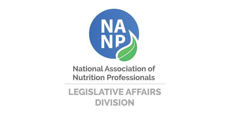 NANP Legislative Affairs Division
