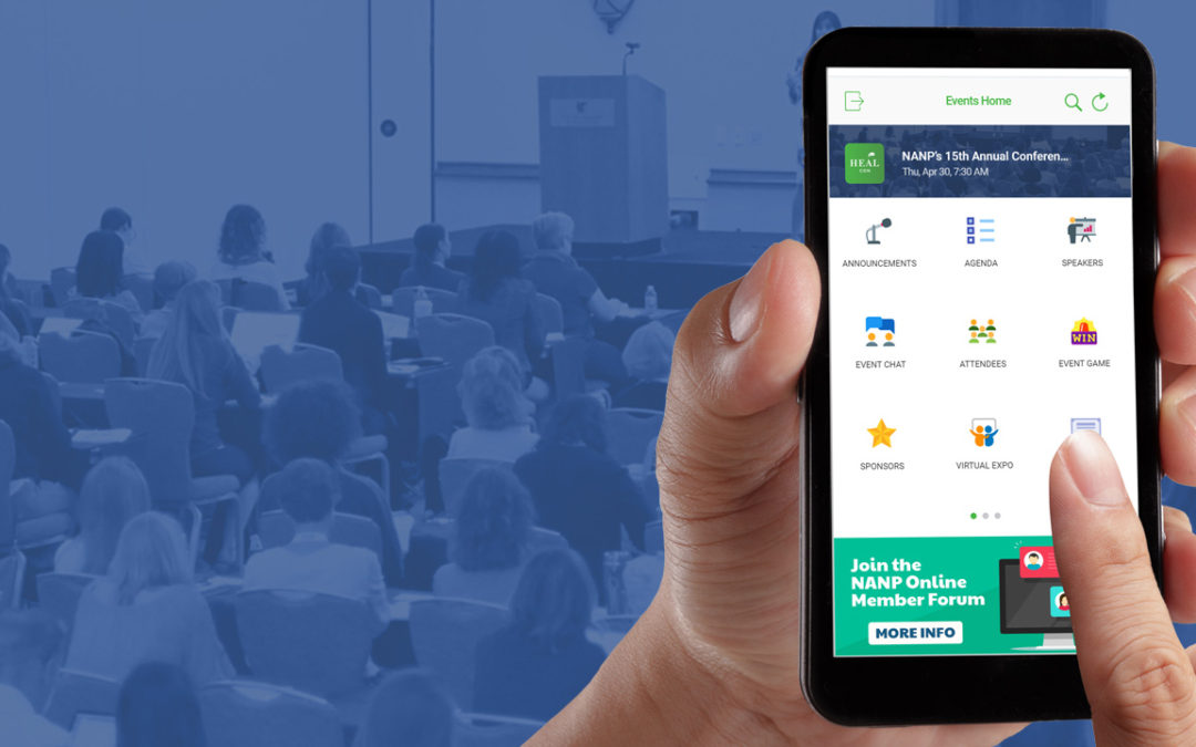Download the HEALCon App